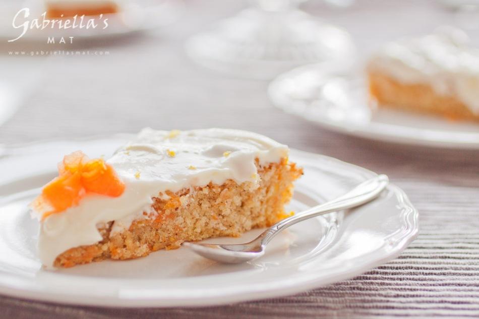Morotsaka - Carrotcake