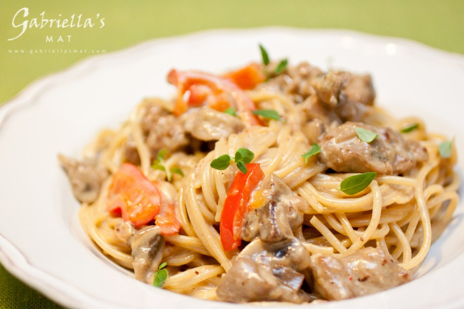 spagetti med gorgonzola (3)